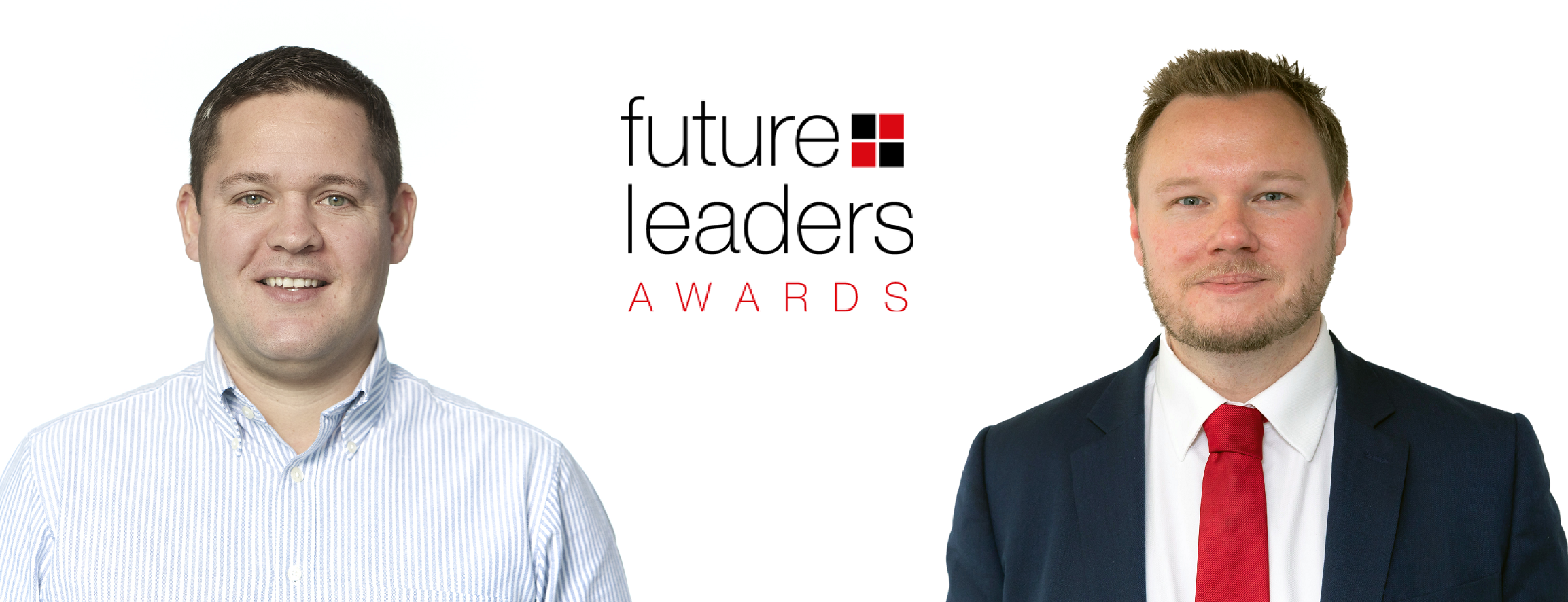 Greig Higgens and Rhuaridh Watt shortlisted in 2019 Future Leaders Awards