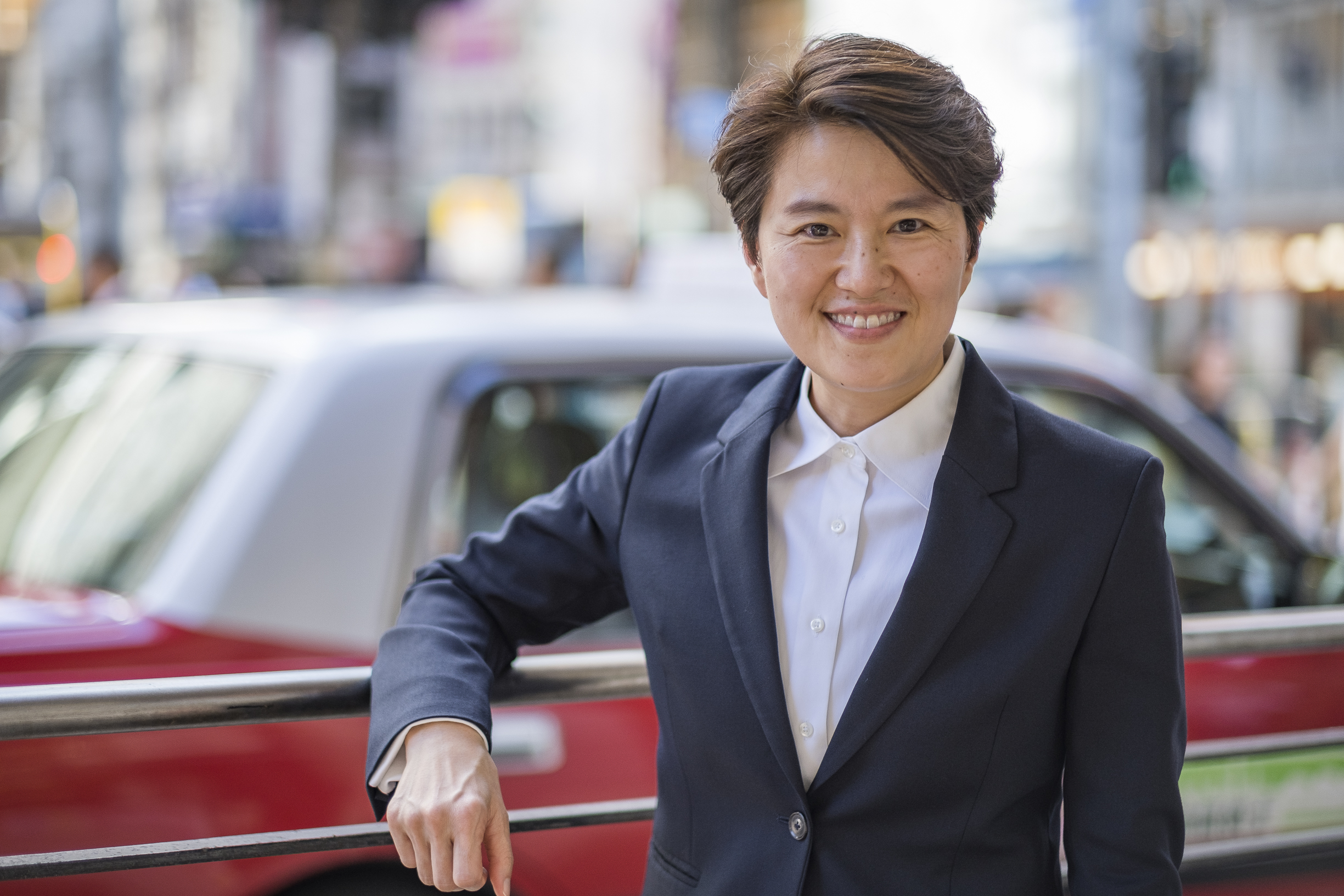 New Managing Director, Country Head for Hong Kong, Cecilia Cheung