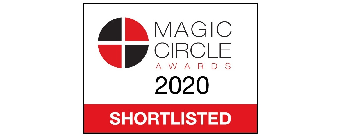 IQ-EQ shortlisted in 2020 Magic Circle Awards