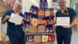 IQ-EQ Guernsey Easter Egg donation