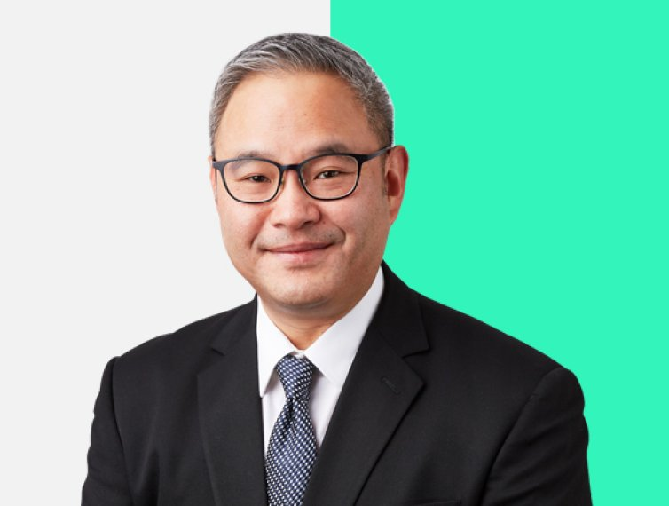 Jimmy Leong, Managing Director, Funds Asia
