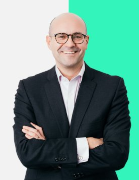 Mark Pesco, Group Chief Executive Officer