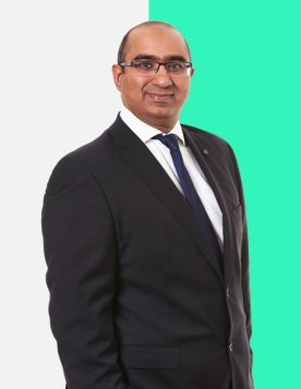 Noor Sheikh, Head of Operations, Investor Solutions
