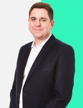 James Watts, Group Fund Operations Leader