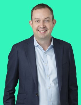 Matt Andrews, Country Delivery Director