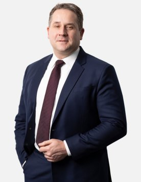 Andrej Grossmann, Country Delivery Director, Corporate
